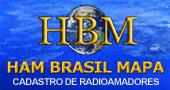 HAM BRASIL MAPA